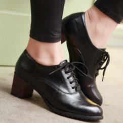 petite size 2 work heels