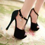 petite size 3 heels
