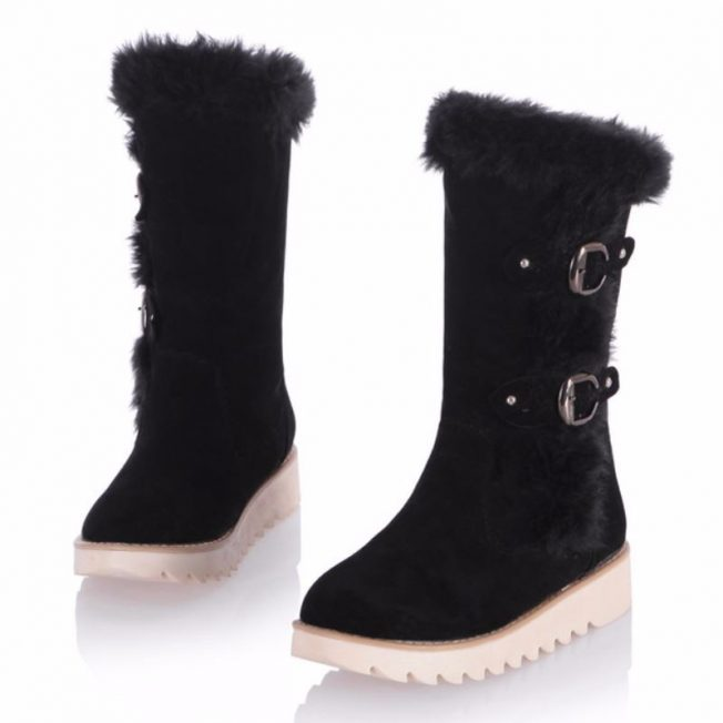petite winter boots size 1