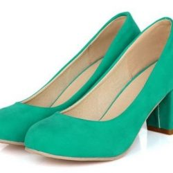 office lady petite pumps size 2