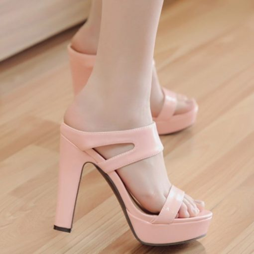 edm petite pumps open toe