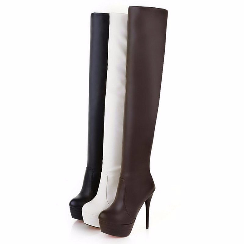 over the knee petite boots